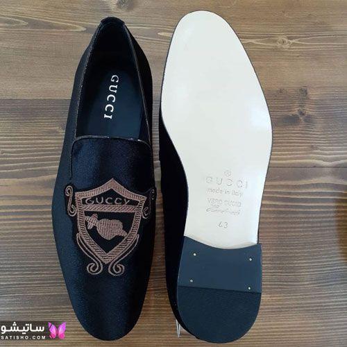 جدیدترین مدل کفش مردانه 1400