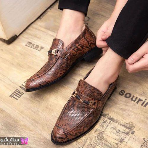 جدیدترین مدل کفش جذاب مردانه