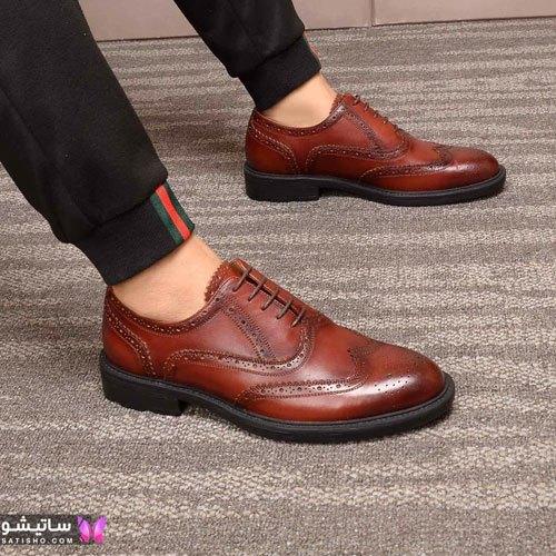 مدل کفش مجلسی مردانه 1400
