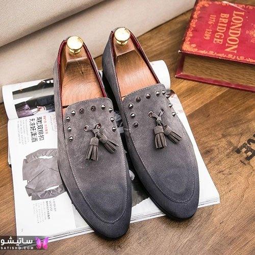 کفش چرم مردانه اسپرت 1400