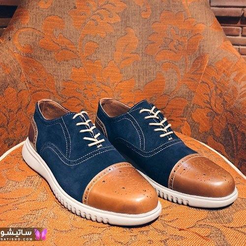 مدلهای کفش چرم مردانه شیک و جدید 2021