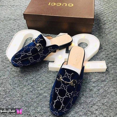 مدل کفش چرم پسرانه