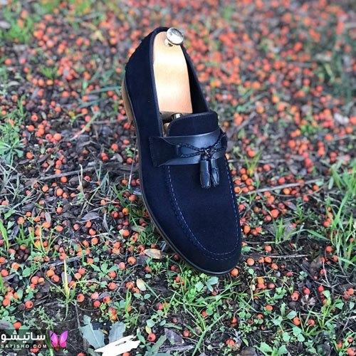 نمونه های کیف و کفش چرم مردانه
