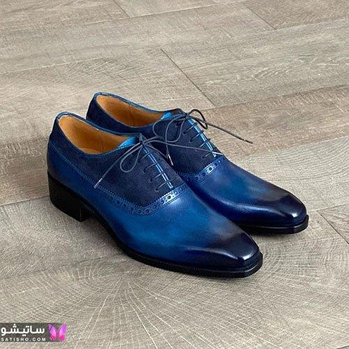 مدل کفش مردانه مجلسی جدید