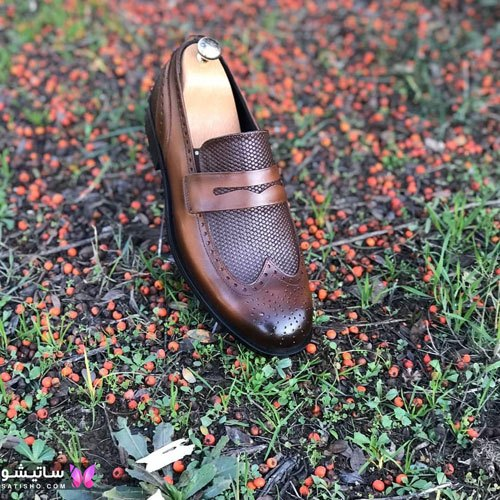 مدلهای کفش چرم مردانه ساقدار
