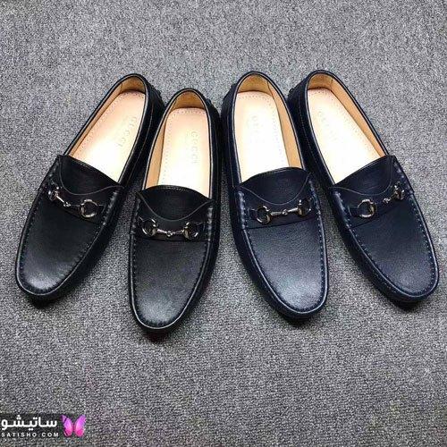 مدل های شیک کفش چرمی مردانه و پسرانه