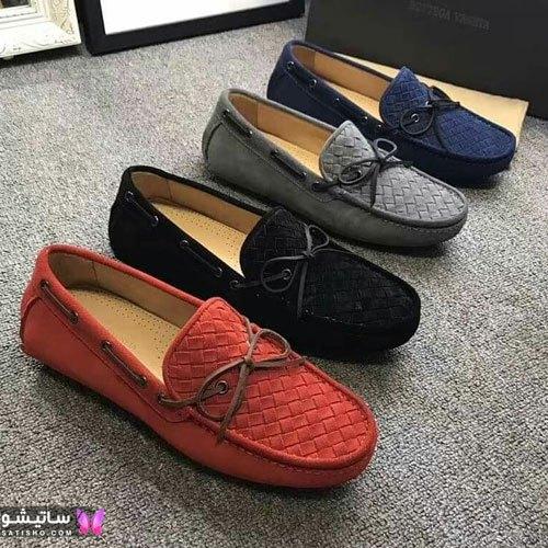 مدل جدید کفش چرم پسرانه