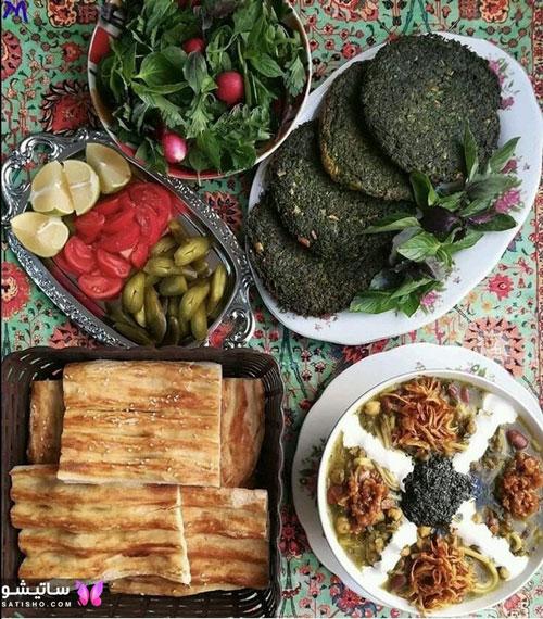 کوکوسبزی بانوی ایرانی
