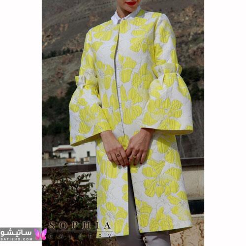 مدلهای مانتو کتی دخترانه مناسب فصل بهار 1400