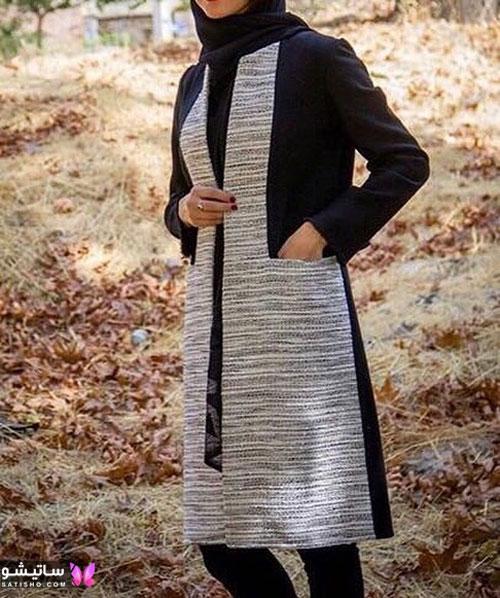 مدل مانتو دخترانه 1400 در اینستاگرام