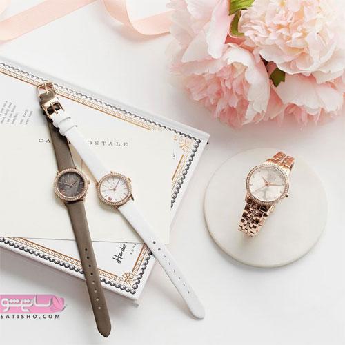 مدل ساعتهای زنانه برند اصل