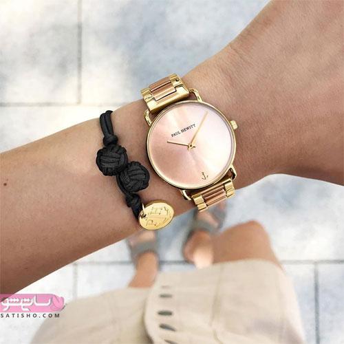 مدل های ساعت مچی دخترانه فوق العاده شیک