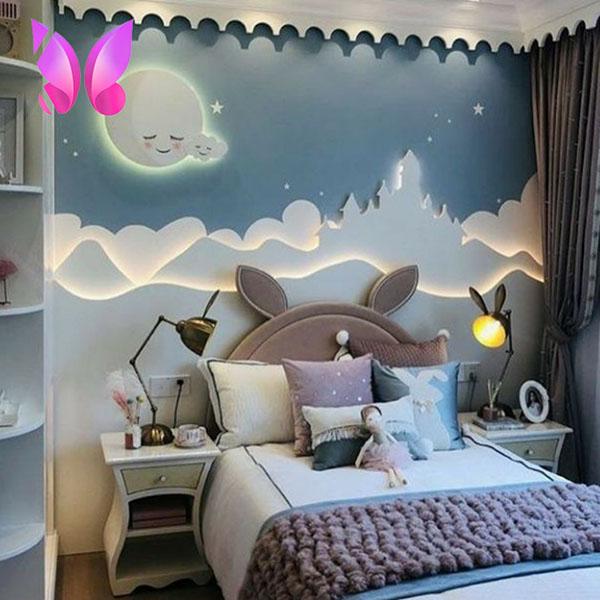 مدل اتاق خواب پسرانه نوجوان