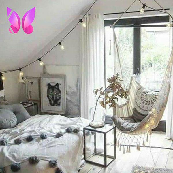 طراحی اتاق خواب نوجوان مدرن و همه پسند