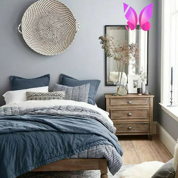 مدل اتاق خواب شیک پسرانه