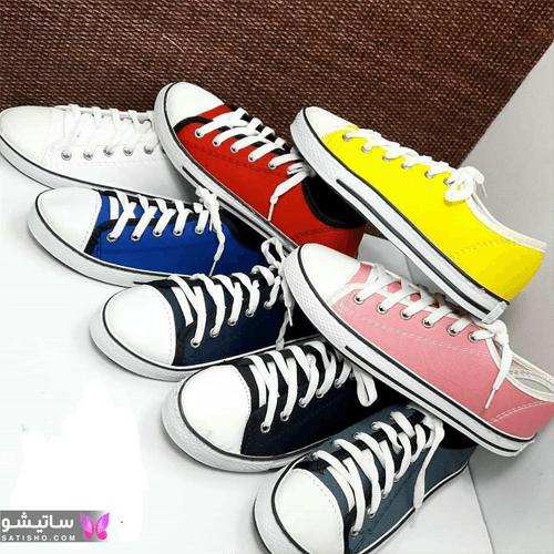 مدل کفش آل استار 2021