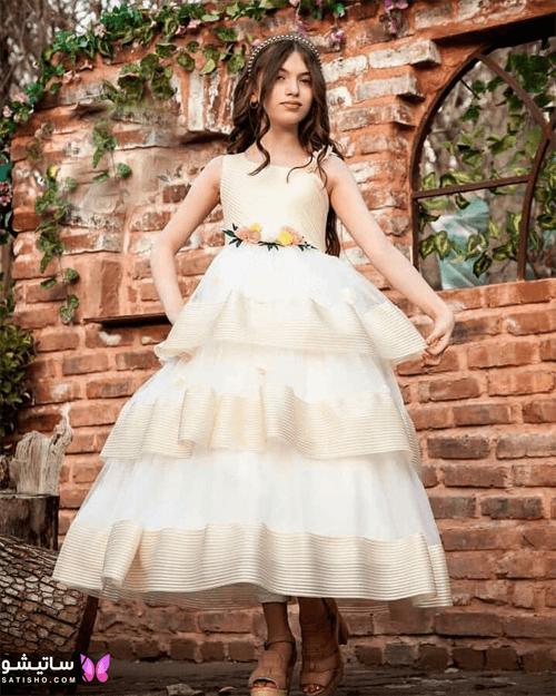 مدل لباس پرنسس دخترانه