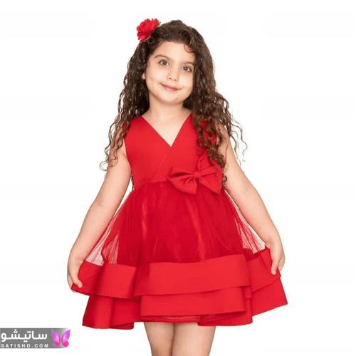 زیباترین لباس بچه گانه دخترانه