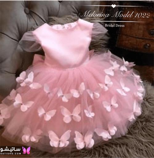 لباس بچه گانه لباس عروس