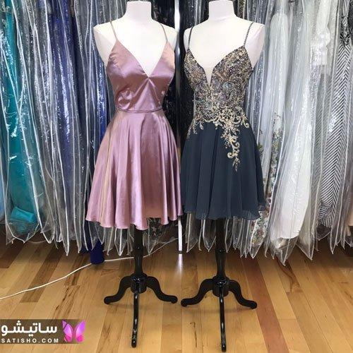 نمونه لباس های مجلسی گران قیمت دخترانه