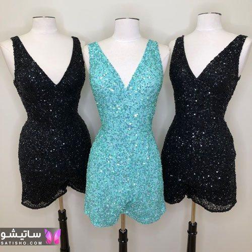 شیک ترین لباس مجلسی دخترانه 1400