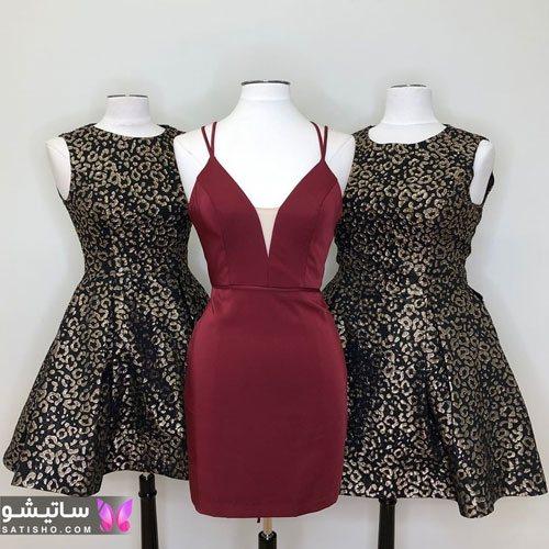 لباس مجلسی ماکسی دخترانه 2021
