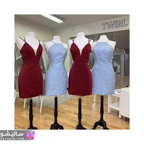 لباس مجلسی زنانه 2021 اینستاگرام
