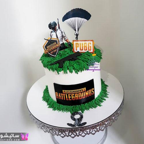 مدل کیک تولد پـسرانه جدید