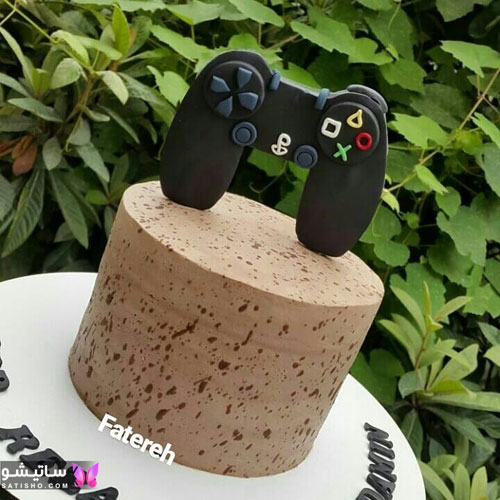 کیک تولد زیبای مردانه