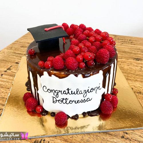 کیک تولد پـسرانه شیک
