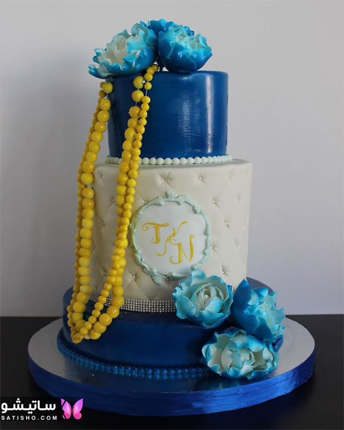 عکس کیک تولد پـسرانه نوجوان شیک