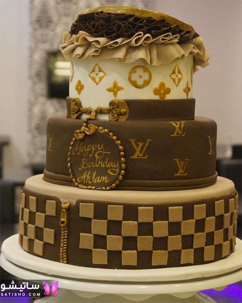 کیک تولد پـسرانه جدید 2021