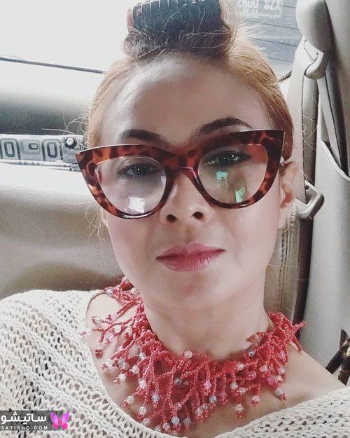 عینک آفتابی زنانه لاکچری