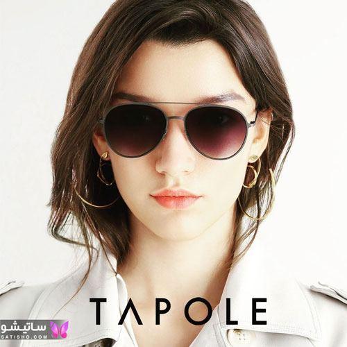 مدل عینک آفتابی زنانه مارک ریبن