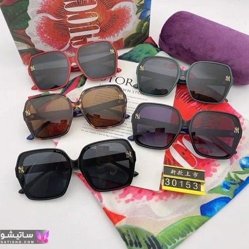 نمونه عینک های آفتابی مدرن زنانه