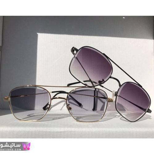 عینک آفتابی دخترونه جدید 1400