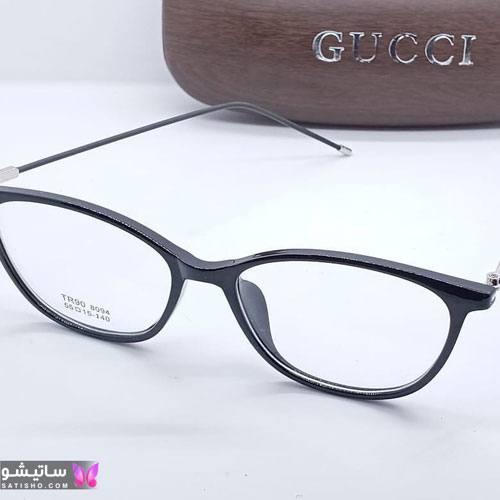 عینک طبی دخترانه شیک برند گوچی