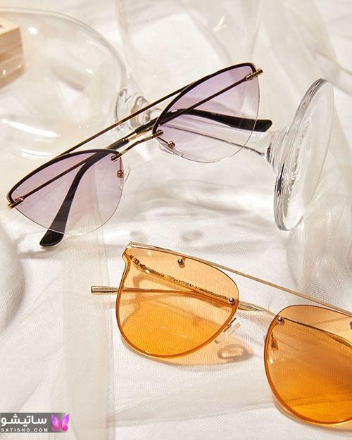 مدل فریم عینک طبی کائوچوئی
