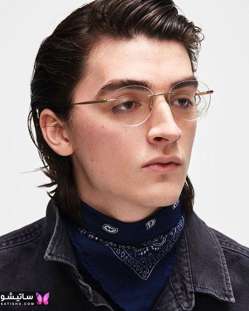 مدل عینک شیک و جدید برای آقایان