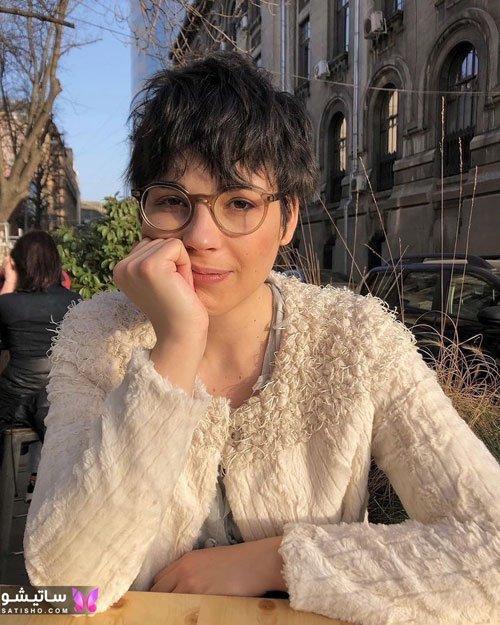 eynak satisho 51 - بهترین مدل عینک طبی دخترانه شیک