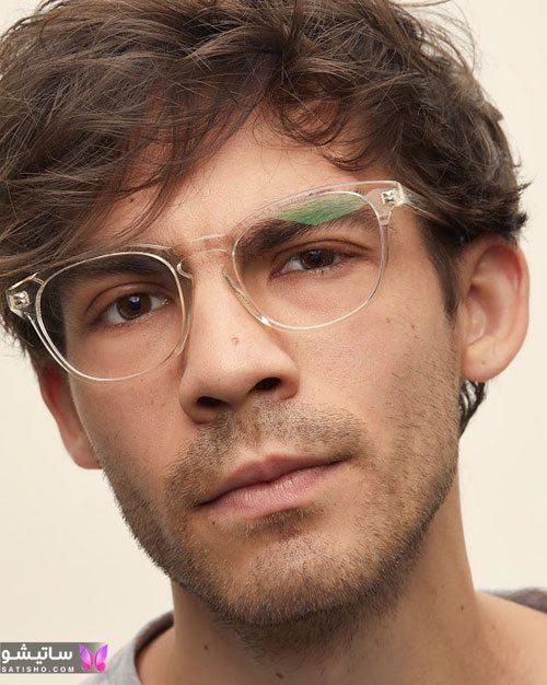 eynak satisho 54 - بهترین مدل عینک طبی دخترانه شیک