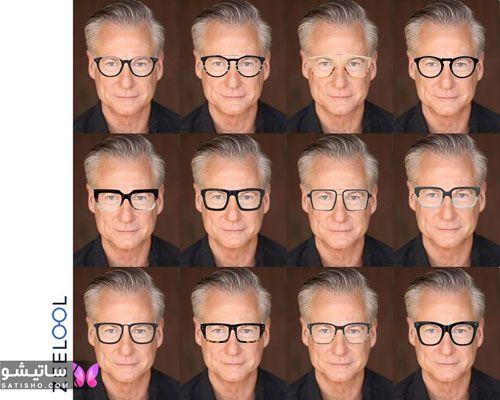eynak satisho 55 - بهترین مدل عینک طبی دخترانه شیک