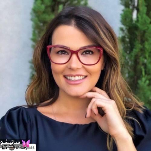 eynak satisho 56 - بهترین مدل عینک طبی دخترانه شیک