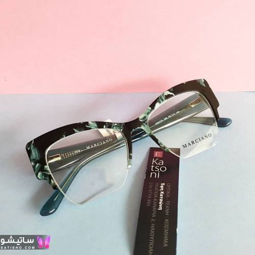 eynak satisho 62 - بهترین مدل عینک طبی دخترانه شیک