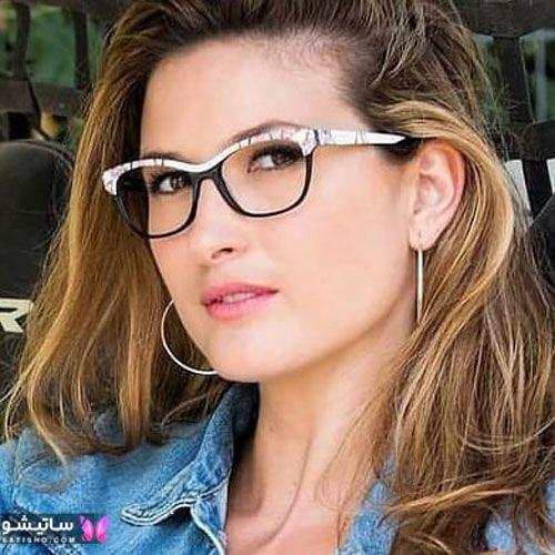 eynak satisho 71 - بهترین مدل عینک طبی دخترانه شیک