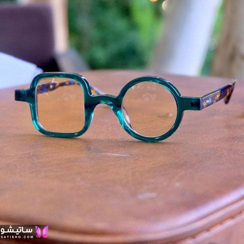 eynak satisho 73 - بهترین مدل عینک طبی دخترانه شیک