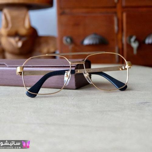 eynak satisho 74 - بهترین مدل عینک طبی دخترانه شیک