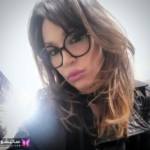 eynak satisho 89 - بهترین مدل عینک طبی دخترانه شیک