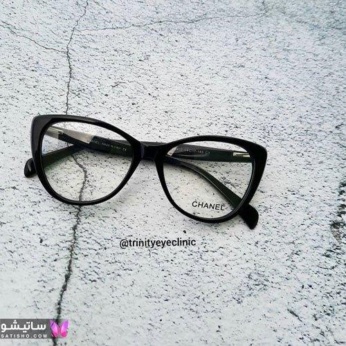eynak satisho 90 - بهترین مدل عینک طبی دخترانه شیک