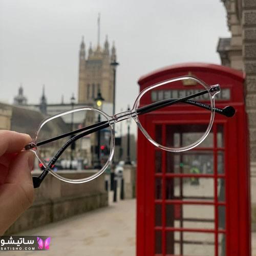 eynak satisho 96 - بهترین مدل عینک طبی دخترانه شیک